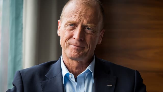 Tom Enders, PDG d'Airbus