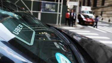 Une femme a déposé plainte pour agression sexuelle à l'encontre d'un chauffer Uber.