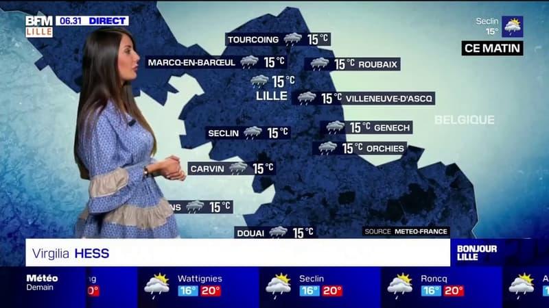 Météo Nord-Pas-de-Calais: un temps maussade toute la journée et des températures fraîches