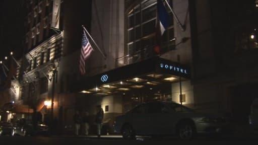 DSK était accusé d'avoir agressé sexuellement Nafissatou Diallo dans la suite 2806 de l'hôtel Sofitel à Manhattan