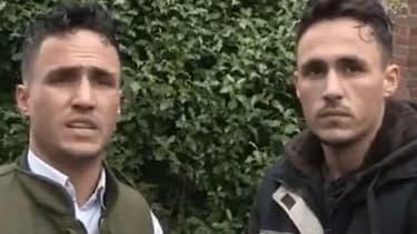 """Billy et Joe Smith, participants à l'émission de téléréalité britannique """"My big fat gipsy wedding"""" sur Channel 4, ont été retrouvés pendus samedi."""