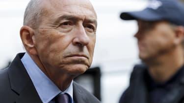 Gérard Collomb, ministre de l'Intérieur - PATRICK KOVARIK / AFP