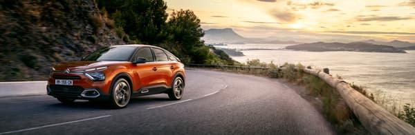 La nouvelle Citroën C4