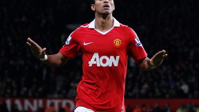 Nani prolonge à Manchester United