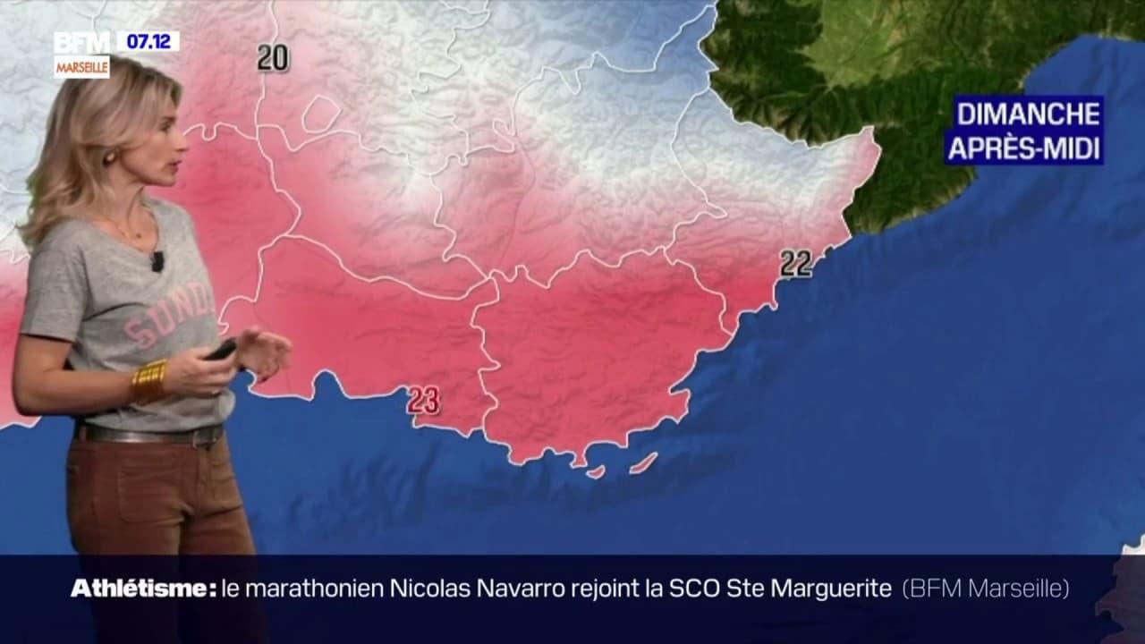 Météo Sud: un beau ciel bleu attendu pour ce dimanche, entre 22°C et 23°C dans l'après-midi