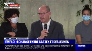 """Jean Castex: """"Notre situation sanitaire épidémiologique n'est pas catastrophique"""""""