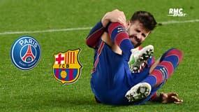 Barça : Touché au ligament du genou droit, Piqué incertain face au PSG