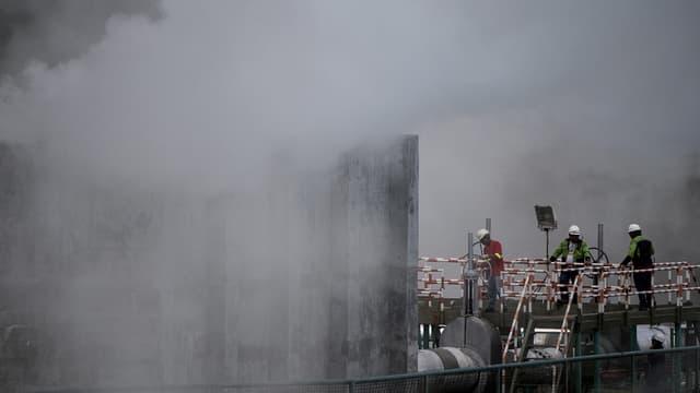 Pendant des années, les Philippines furent, derrière les Etats-Unis, le deuxième producteur d'énergie géothermique au monde.