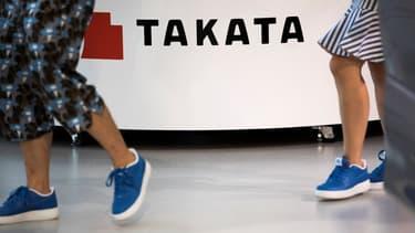 Takata laisse une ardoise de plus de 8 milliards d'euros.