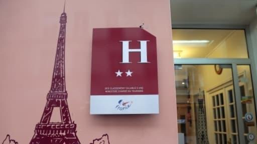 A Paris, où le taux d'occupation des hôtels frôle souvent les 100%, les sites comme Airbnb permettent de répondre à la demande des touristes.