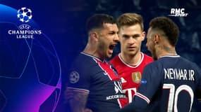 PSG - Bayern : L'explosion de joie de Neymar et Paredes devant un Kimmich médusé