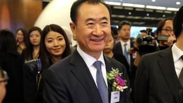 Wang Jianlin, le patron de Wanda, a de grandes ambitions dans le sport.