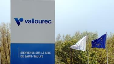 L'action Vallourec a été suspendue vendredi à la Bourse de Paris.