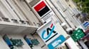 Les banques françaises n'ont pas fait autant d'annonces que leurs consoeurs étrangères