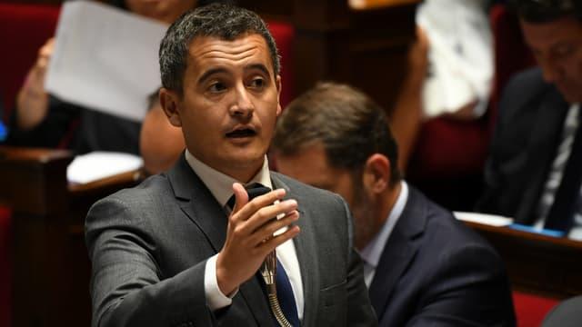 Gérald Darmanin a présenté sa mesure lors des discussions sur le projet de budget de l'Etat.
