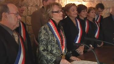 La maire de Montpellier Hélène Vandroux célèbrera le premier mariage homosexuel le 29 mai prochain.
