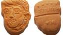 Les pilules d'ecstasy saisies par les autorités allemandes étaient en forme... de Donald Trump.