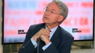 Philippe Marini, le président UMP de la commission des Finances du Sénat, était l'invité de BFM Business, ce lundi 2 juin.