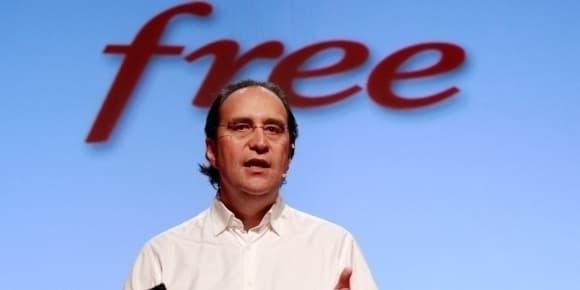 Xavier Niel le PDG de Free.