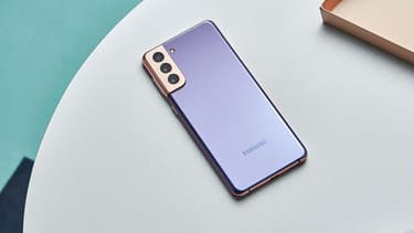 Le Samsung Galaxy S21+