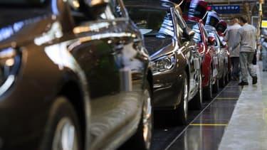 PSA Peugeot Citroën a produit 995.000 véhicules en 2015.