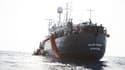 Le navire humanitaire Alan Kurdi
