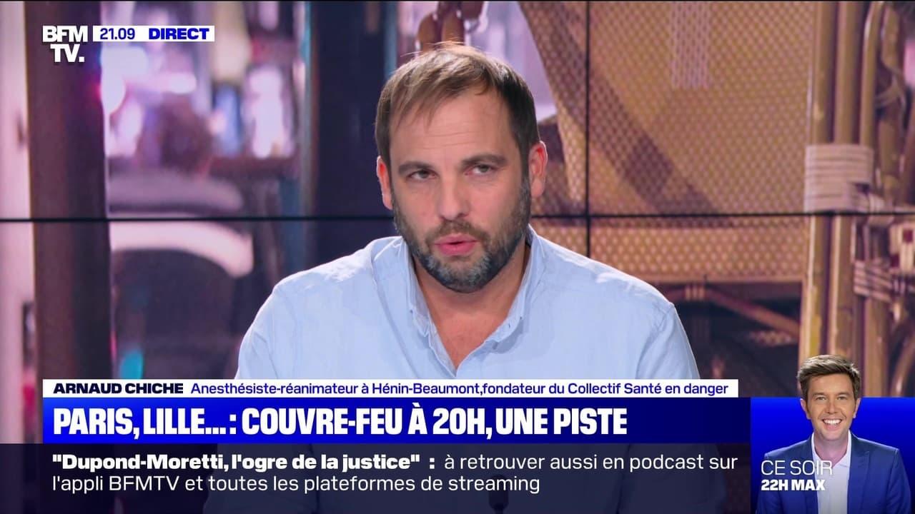Covid 19 Emmanuel Macron Va T Il Annoncer Demain Un Couvre Feu 13 10