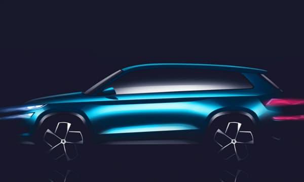 Aucune information n'a encore été divulguée, mais la VisionS disposera sans doute des blocs Volkswagen.