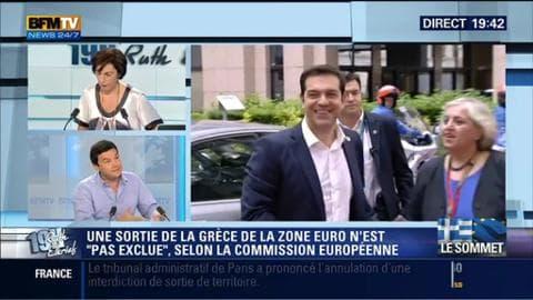 Thomas Piketty face à Ruth Elkrief