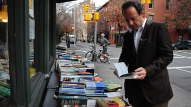 Marc Levy a vendu 1 million de livres en Chine, soit un peu près autant que sur le marché hexagonal en 2014.