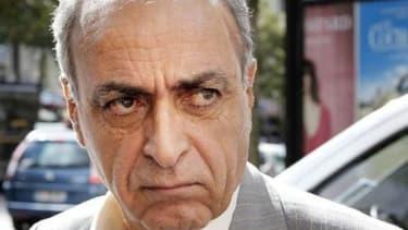L'homme d'affaires Franco-libanais Ziad Takieddine a été placé jeudi en garde à vue