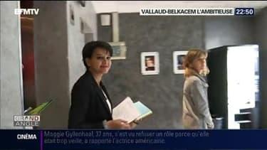 Najat Vallaud-Belkacem, une ministre à l'ascension fulgurante