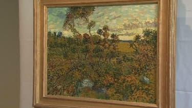 Acheté en 1908, le tableau vient d'être dévoilé au musée Van Gogh à Amsterdam