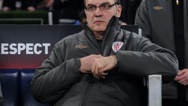 Marcelo Bielsa à l'Athletic Bilbao