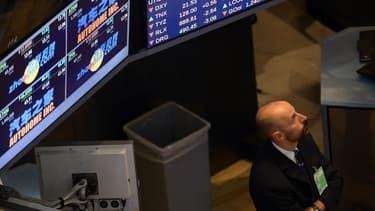 Wall Street est en stand by