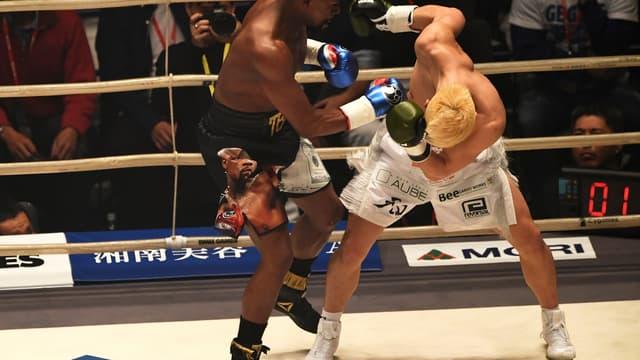 Floyd Mayweather à l'assaut de Tenshin Nasukawa
