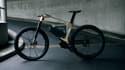 Le i Vision AMBY est un hybride entre un vélo et une petite moto qui gère sa vitesse selon l'environnement