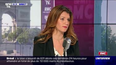 "Marlène Schiappa sur l'affaire Darmanin: ""Je ne suis pas juge"""