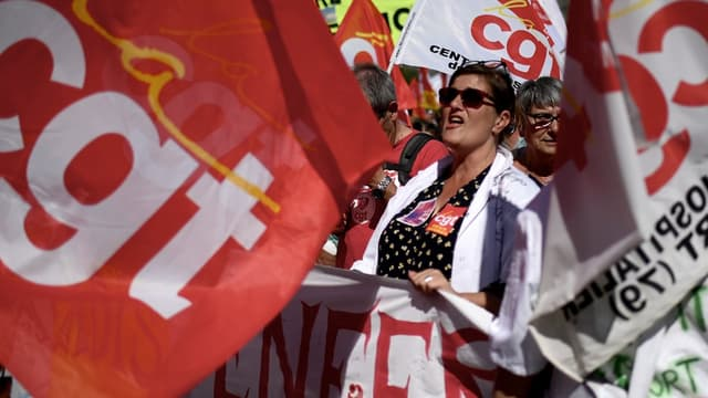 La CGT appelle à battre le pavé le mardi 24 septembre pour protester contre la réforme des retraites voulue par le gouvernement.