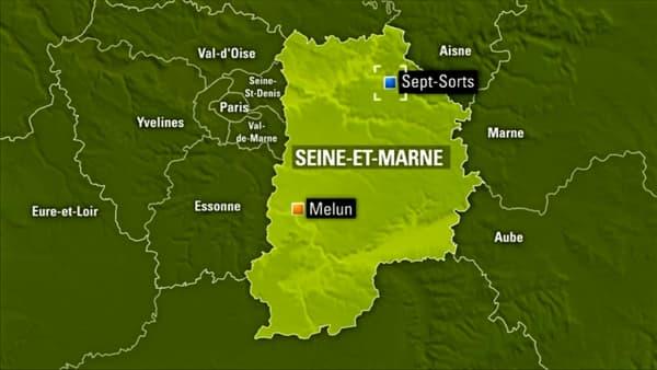 La commune de Sept-Sorts.