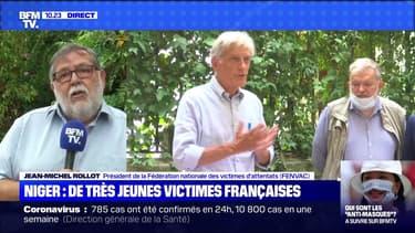 Niger: de très jeunes victimes françaises - 11/08