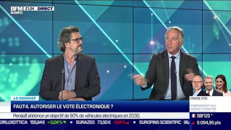 Faut-il autoriser le vote électronique ?... Le débrief de l'actu tech du mercredi - 30/06