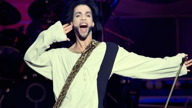 Prince le 16 juin 1990 à Paris