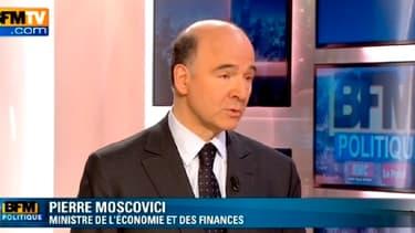 Le ministre de l'Economie et des Finances a rappelé que la consolidation budgétaire ne doit pas peser sur la croissance.