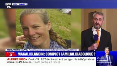 """Affaire Blandin: """"Il y avait des difficultés de couple mais on ne pouvait pas imaginer une issue pareille"""", selon l'avocat du père de Jérôme Gaillard"""