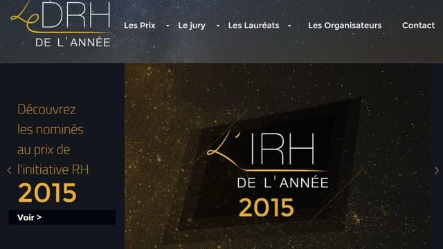 Le jury a décerné ses prix aux lauréats 2015 ce 15 juin.