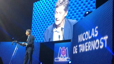 Nicolas de Tavernost estime que Canal Plus fait toujours la loi