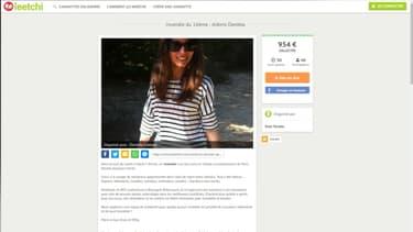 Une cagnotte en ligne a été lancée pour venir en aide à une étudiante, sinistrée de la rue Erlanger.