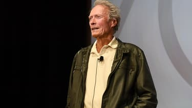 Clint Eastwood à Cannes en mai 2017