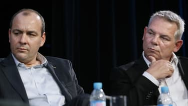 Laurent Berger et Thierry Lepaon estiment que c'est une provocation.